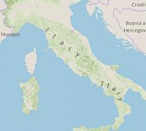 Regioni, province e comuni italiani